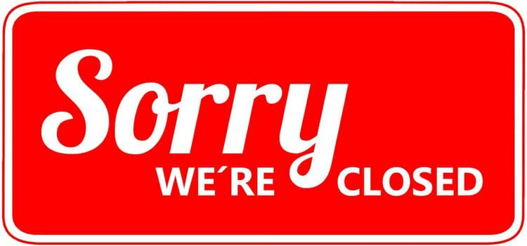 Tabakeria veikals TC AZUR tiek slēgts!