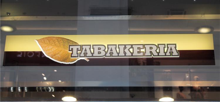 Novembra akcijas Tabakeria veikalos