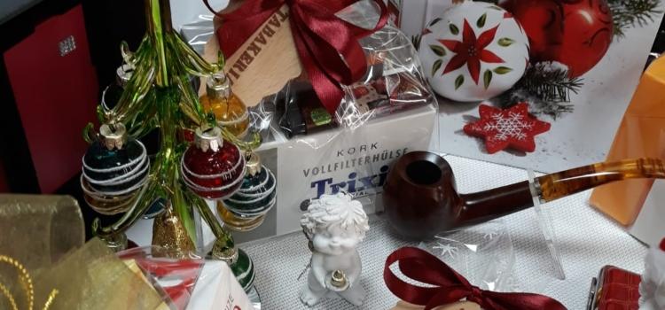Лучшие подарки к Рождеству и Новому году – в наших магазинах!